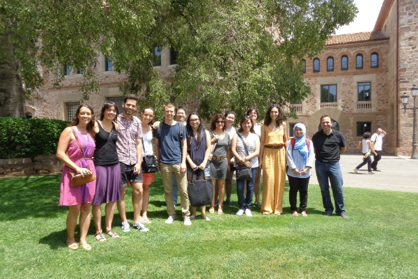 Workshop - Many members of BIO-GLS have assisted to the extremophiles workshop in IRTA