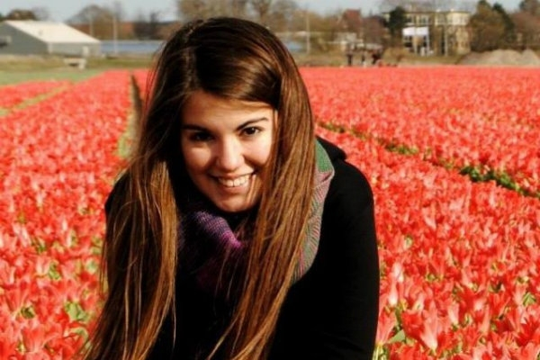 Aina Soler-Jofra (Delft), new visiting researcher at GENOCOV