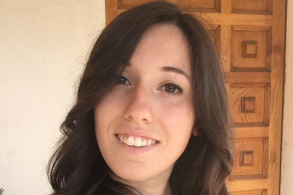 Federica FRATONI (Italy), new visiting researcher at GENOCOV