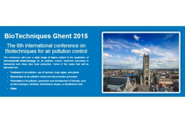 Conference - Four GENOCOV members will participate in BioTechniques Ghent 2015 international conference