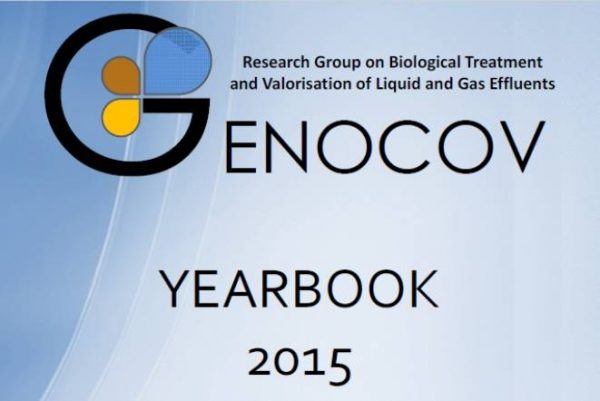 GENOCOV Yearbook 2015 just launched!