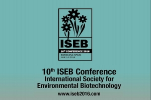 Carlos Ramos and María Eugenia Suárez-Ojeda at ISEB 2016